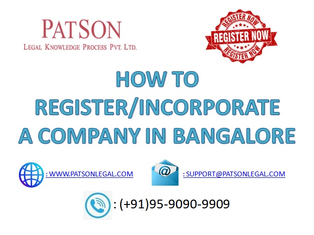How to Incorporate a Company