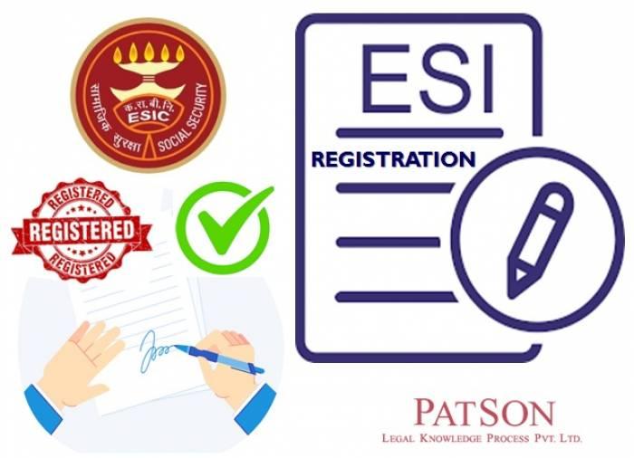 ESI-Registration