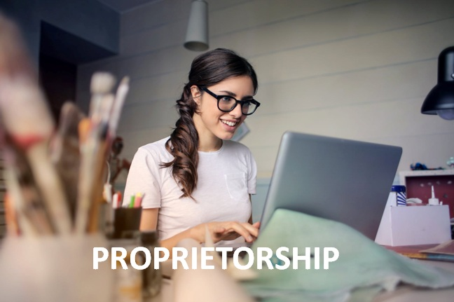 Sole Proprietorship Registration